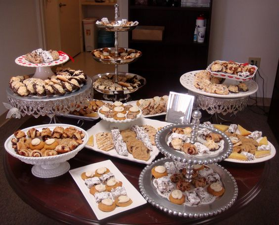 cookie buffet | Cookie Buffet with Punch| Just Desserts Delivered!