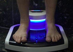 ¡Olvida la toalla! Usa un secador de aire caliente… para todo el cuerpo