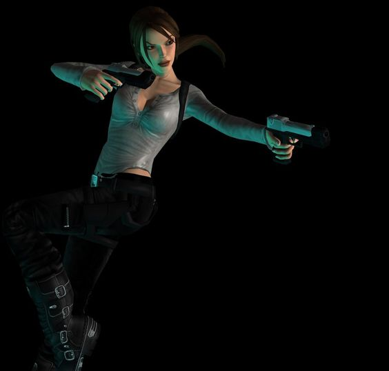 Tomb Rider Wallpaper: Lara Croft Tomb Raider Legend Wallpaper 1 By Spuros12 On