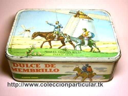 Caja dulce de membrillo