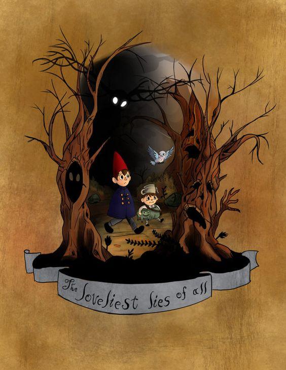The Loveliest Lies by ArtbyJenisse on Etsy  $25