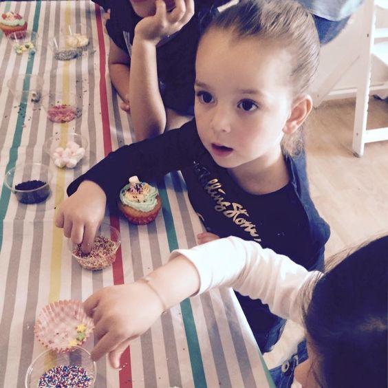 Atelier Cupcakes pour enfants