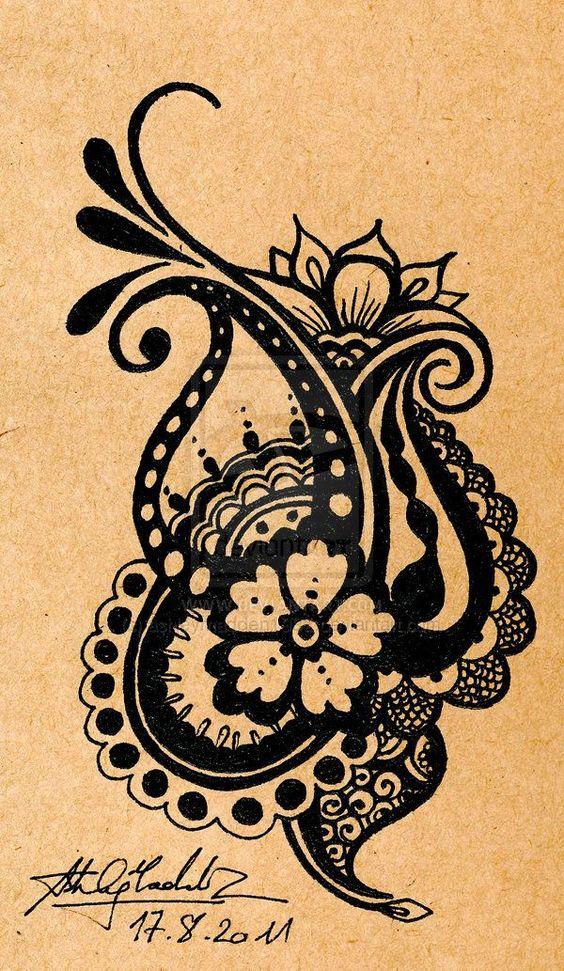 Mehndi Tattoo Wien : Pinterest the world s catalog of ideas