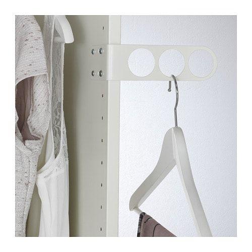Komplement Perchero Blanco 17x5 Cm Ikea Percheros Y Folletos