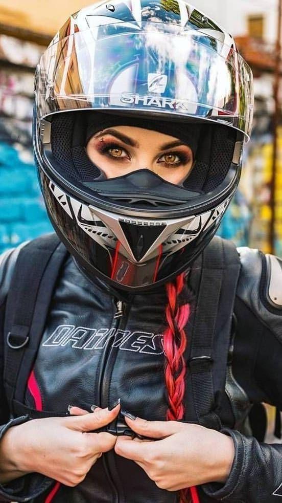 Pin On Helmet Girls