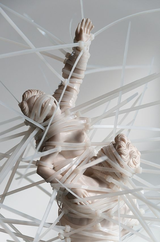 Amie Dicke - Abduct, 2007