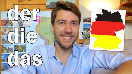 Aula de alemão #17     Der, Die, Das: Os 3 artigos em alemão