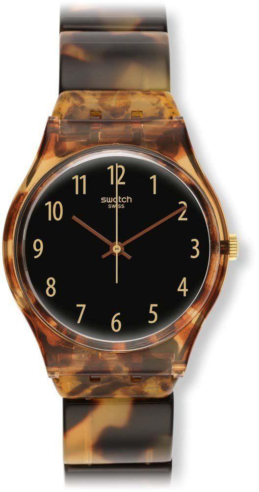 Swatch Women's GC113B Originals Analog Display Swiss Quartz Multi-Color Watch