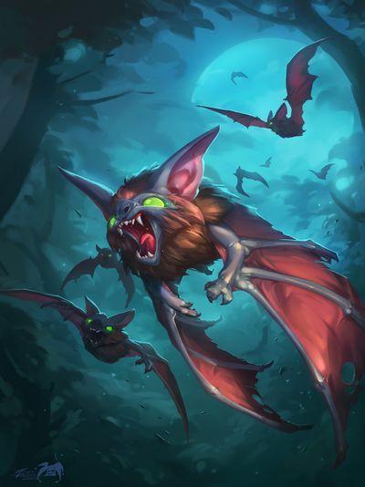 Bat - Hearthstone Wiki