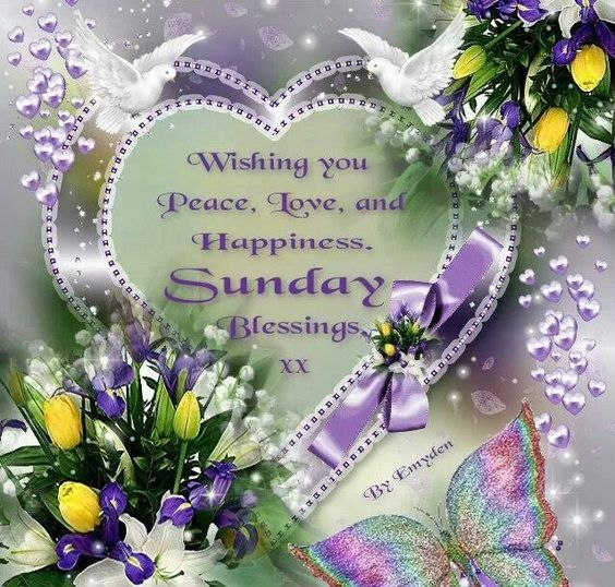 blessings images | Sunday Blessings