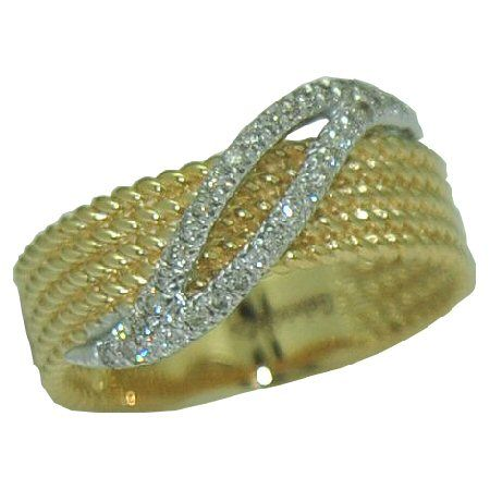 0.22 cttw. Diamond Ring in 14 karat gold https://www.goldinart.com/shop/rings/diamond-rings/0-22-cttw-diamond-ring-14-karat-gold #DiamondRing