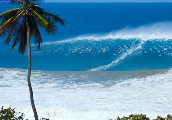 Playa Tres Palmas, Rincón. One of the best beaches around the world....