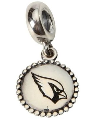 Women's Green Bay Packers Pandora Unforgettable Moment Sterling Silver Charm