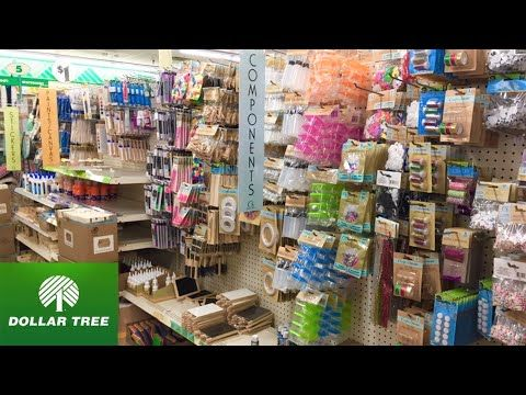 Dollar Tree New Arts And Crafts Section Art Craft Projects Shop With Me Shopping Store Walk Through Youtube In 2020 Craft Projects Dollar Tree Shopping Stores
