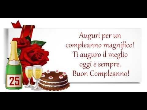 Youtube 50 Anniversario Di Matrimonio.25 Anni Tanti Auguri Youtube Avec Images Oggy