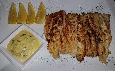 Pinterest the world s catalog of ideas for Lemon cream sauce for fish