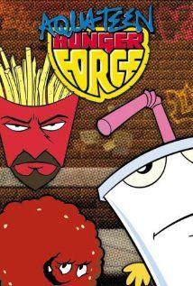 Aqua Teen Hunger Force (2000) Poster