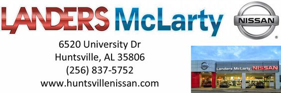 https://flic.kr/p/Kp1Y3Q | Landers McLarty Nissan of Huntsville | www.huntsvillenissan.com
