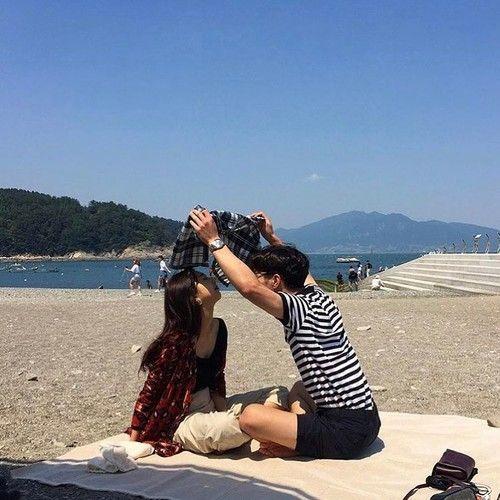 你发布的情侣照闪到哪一个Level?| 跟着韩国欧巴欧尼一起学习如何闪瞎单身狗的眼睛!