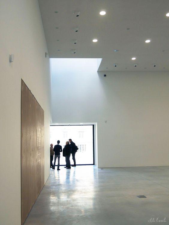 Centre de Création Contemporaine Olivier Debré (CCCOD) à Tours, France. Architectes : Aires-Mateus