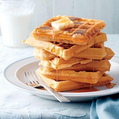 Our Best Buttermilk Recipes: Fluffy Buttermilk Waffles