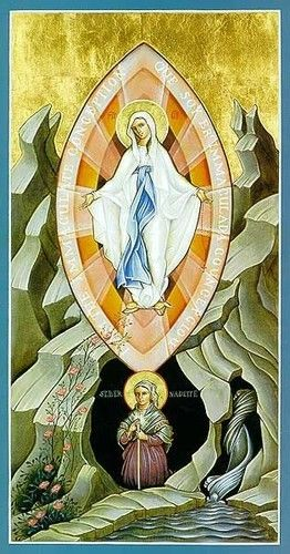 Notre Dame de Lourdes: