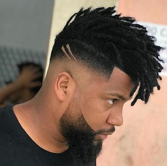 Pin On Low Fade Haircuts For African American Black Men