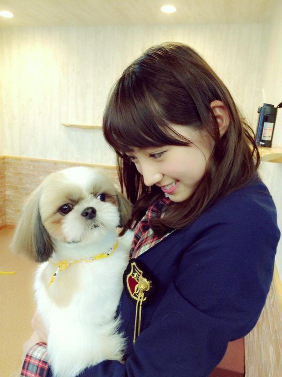 犬と太田夢莉