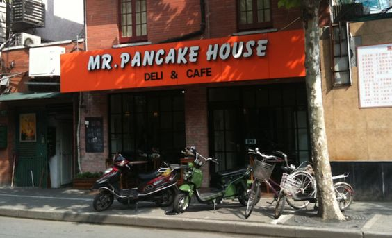 Mr. Pancake House