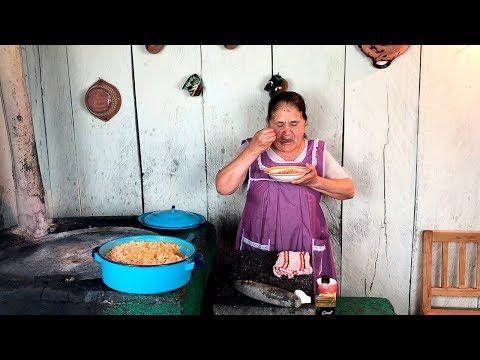 Arroz Rojo De Mi Rancho A Tu Cocina Youtube Recetas De Comida
