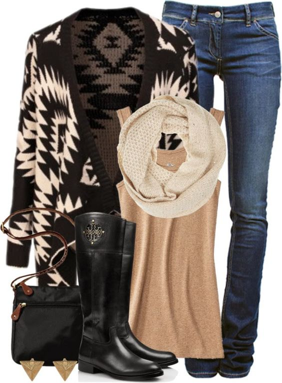 Get Inspired by Fashion: Casual Outfits | Tory Goes Tribal: