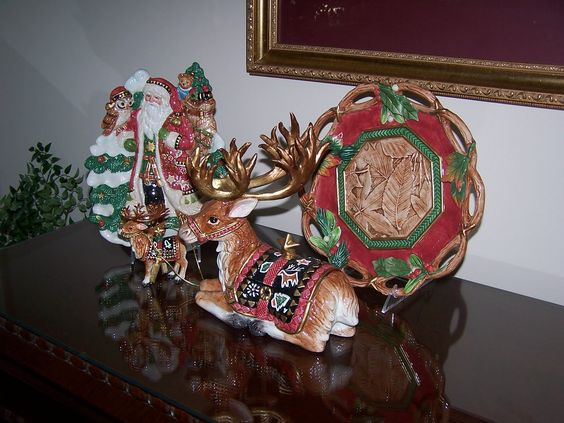 JBigg's Little Pieces: Christmas Homes Tour