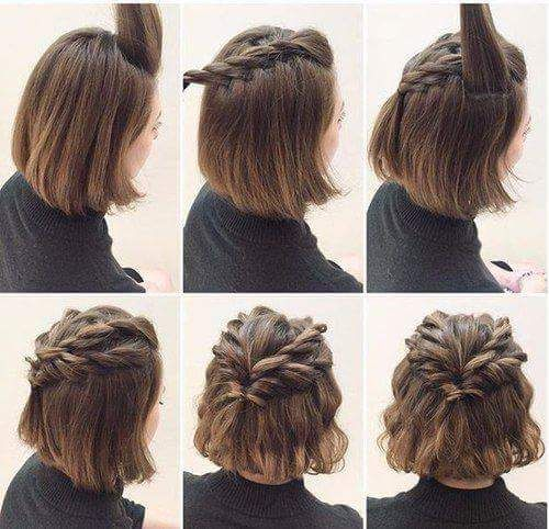 70 Flattering Summer Hairstyles You Cannot Wait To Try Out Cute Hairstyles For Short Hair Hair Styles Short Hair Styles