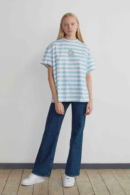 Disney Just Dropped Its Coolest Collab To Date #refinery29 http://www.refinery29.uk/2016/10/126844/disney-lazy-oaf-new-clothing-collection-photos#slide-4 A little '90s throwback to your childhood wardrobe....