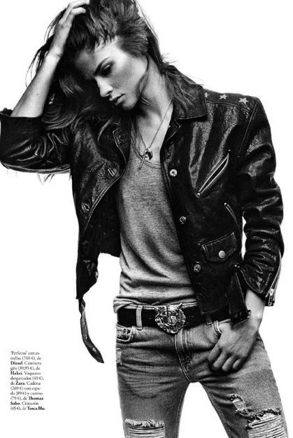 Rock roll, Style and Rockers on Pinterest