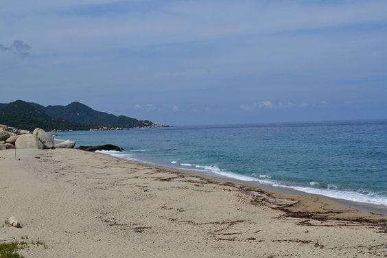 Un verdadero paraíso / Cabo San Juan reservas@magictourcolombia.com #wetakeyouthere
