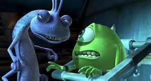*RANDY & MIKE ~ Monsters Inc, 2001