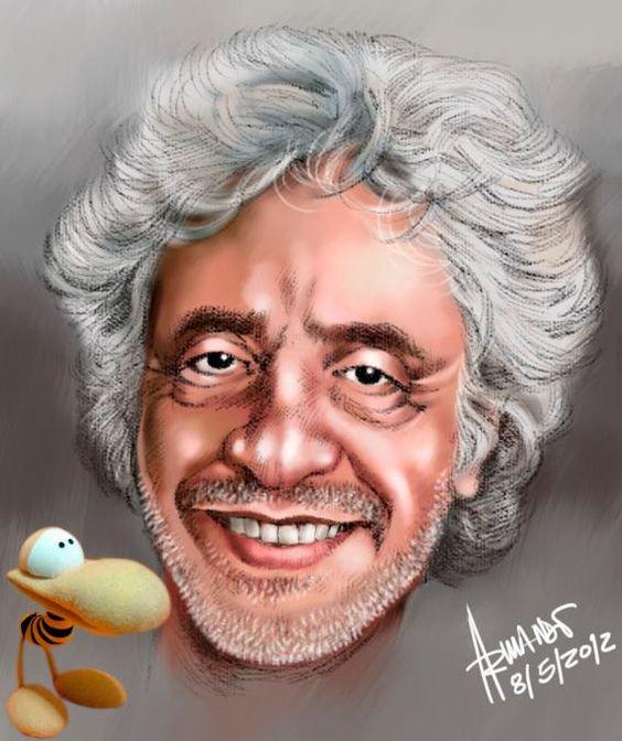 Ilustración enviada por nuestro lector Armando González de San Rafael Mendoza.