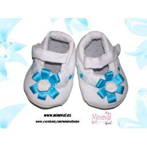 Zapato bebé KATIA