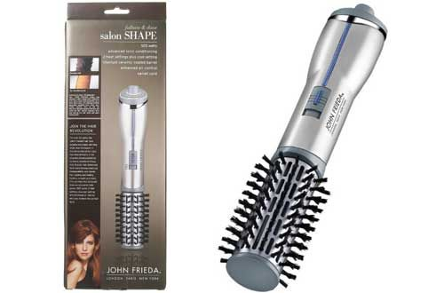 Top 10 Best Electric Hot Air Brushes For Fine Hair Reviews In 2020 Hair Brush Brush Hair Tools