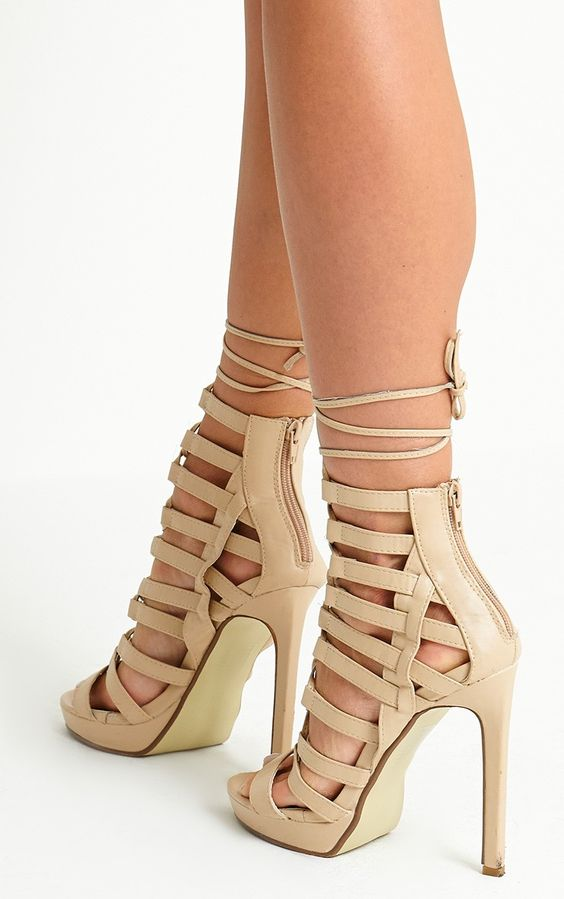 Pretty Platform Heels | Shoes | Pinterest | Platform and Heels