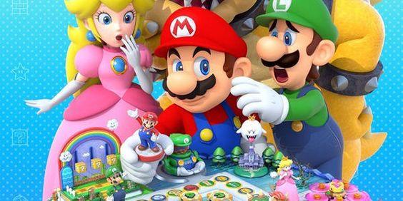 Serie de Mario Party vende casi 40 millones de copias