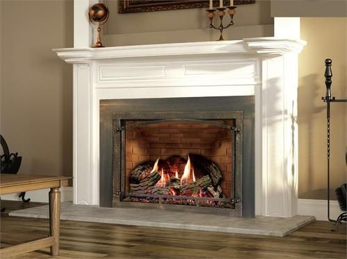 Inspiration 34 Gas Fireplace Insert With Images Gas Fireplace