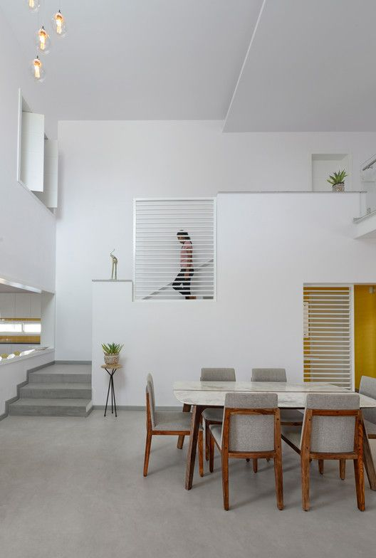 Gallery Of Never Apart Ment Spacefiction Studio 53 In 2020 Apartment Architecture House Interior Interior