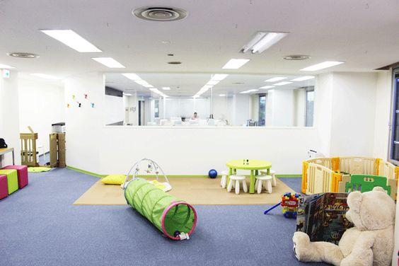 Hatch + Kids, em Toquio, Japão // Conheça modelos de espaços de coworking para crianças