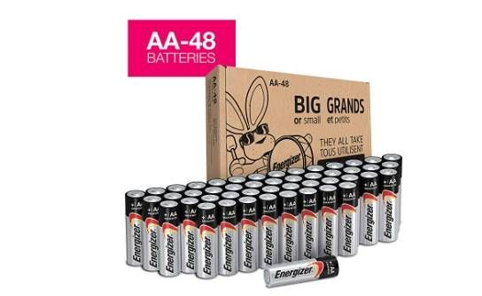 Account Suspended Energizer Aa Batteries Batteries