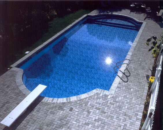 Steps Shape Diving Board Pool Pinterest Diving And