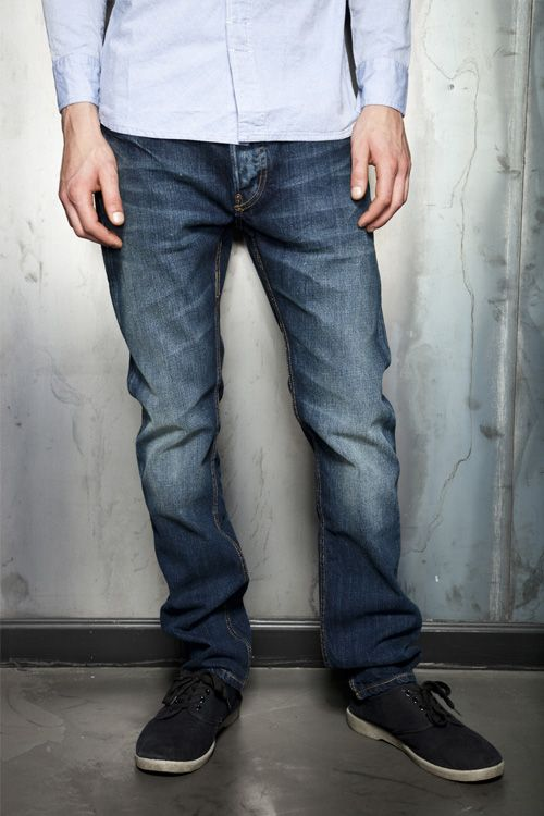 The Hundreds - Public Label - D4 Skinny Selvedge Denim - S/S'12
