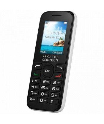 Outlet Telefono Movil Para Mayores Alcatel 10 50 1 8 Tft Radio