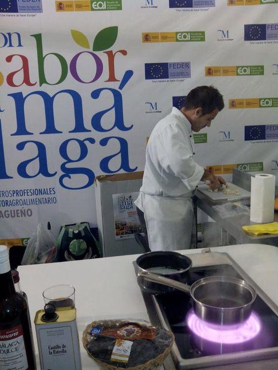 #EncuentrosConSaborAMalaga